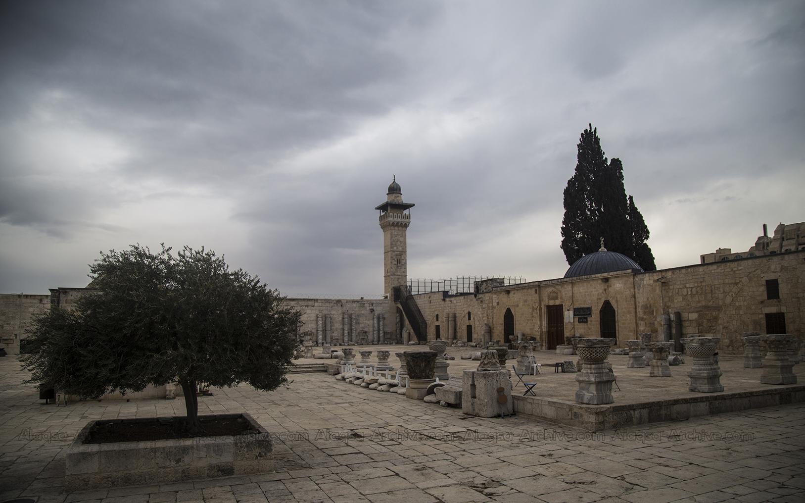 مآذن المسجد الأقصى IMG_0099